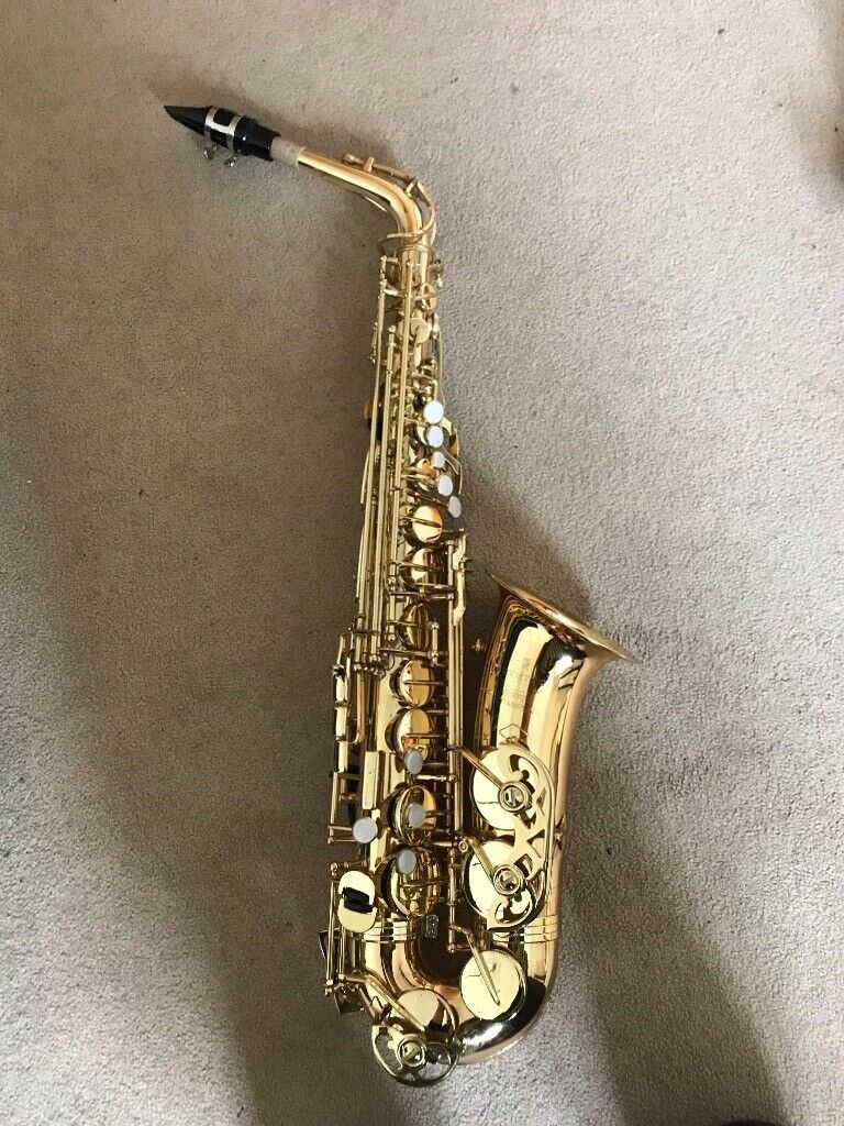 Excellent Buffet Crampon Evette Saxophone Alto Including Hard Case Neck Strap And Cleaner In Alton Hampshire Gumtree Download Free Architecture Designs Scobabritishbridgeorg