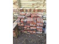 120 reclaimed bricks Victorian