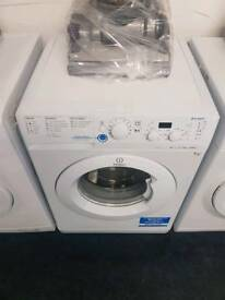 Indesit 7kg washing machine with warranty and fast delivery