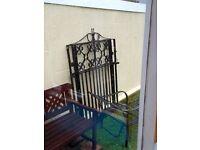 Wraught Iron Gates x2