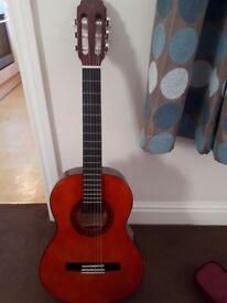3/4 guitar Valencia cg160