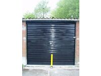 Lock up Storage Garage. 24/7 Access, Security Post, Painted. By Landywood Train Walsall /Cannock