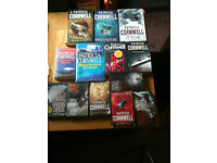Patricia cornwell and ruth rendell books