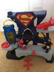 Imaginext Superman Playset