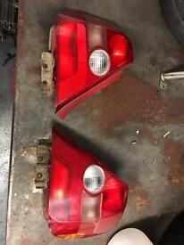 Honda Civic EP3 Type R Pre Facelift Rear Lights