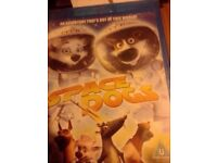 space dogs blu-ray