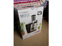 Bosch Vita Juice 4 Juicer - MES4000GB - brand new in sealed box