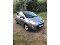 2013 Ford Ka Metal Low Mileage FSH Cheap Tax Top Spec