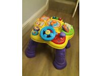 Vtech childs activity table