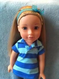 Design a friend Doll