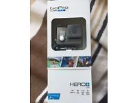 GoPro + LCD wifi Bluetooth waterproof new sealed warranty papers delivery