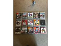 PS3 Games - various prices