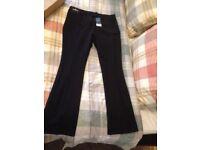 Next black trousers