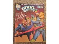 2000AD Judge Dredd Comic