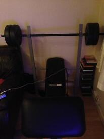 Gym bench 30 kg