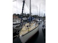 beneteau first 30 sailing yacht OFFERS