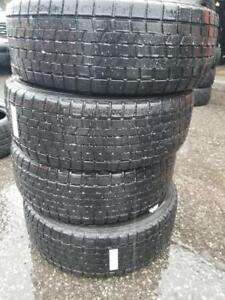 4 PNEUS HIVER FALKEN 195 65 15 - 4 WINTER TIRES