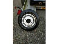 New wheel & tyre for LDV CONVOY