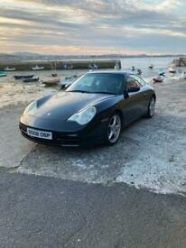 2002 Porsche 911 (996) carrera 2 may swap or px bmw Audi ford