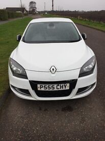 2010 Renault Megane dci coupe 1.5 diesel Tom tom edition