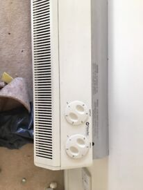 3 electric heaters in great condition