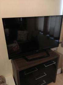 """LG LED 3D TV 42"""" (broken screen) NEED GONE ASAP"""
