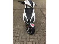 Lexmoto FMR 125 125cc (not zip gilera Honda)