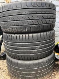 4 Tyres 235/40/18 x4
