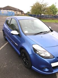 Renault Clio GT limited Edition 1.6 VVTI
