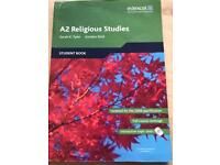 Edexcel A2 Religious Studies Student Book