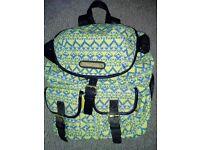 Anna Smith designer rucksack