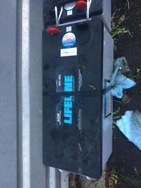 Lifeline 12v 210 AH deep cycle sealed AGM battery