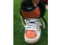 Ladies Snowboarding Boots size 4.5