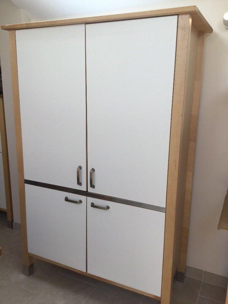 Ikea Varde Freestanding Kitchen Unit