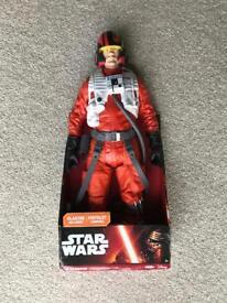 """Star Wars 20"""" Poe Dameron figure"""