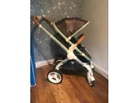 Icandy dc classic limited edition pram