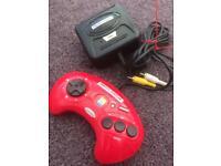 Mini Sega Megadrive