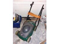 Electric Powerbase Lawn Mower