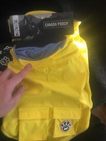 Canada Pooch Dog jacket