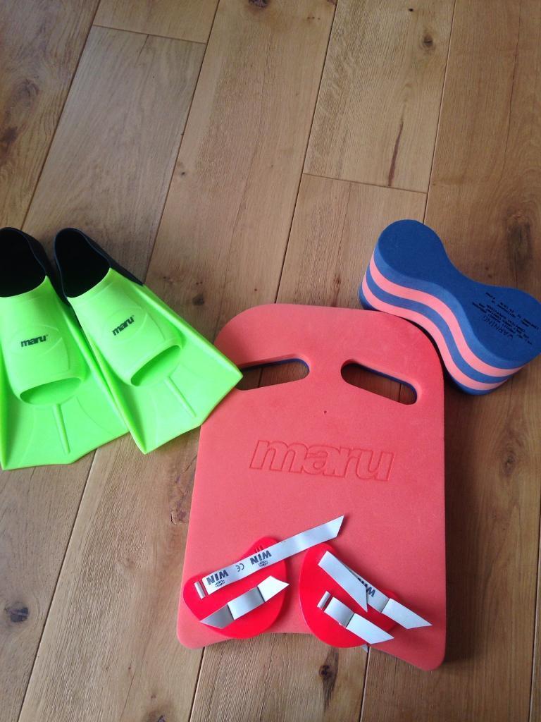 Swimming training equipment