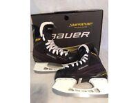Bauer 140 Supreme Ice Skates UK 3