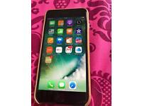Iphone7+ black matt 128 gb