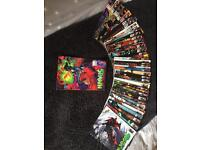 Spawn issues 1 to 43