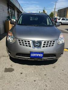 2008 Nissan Rogue SL SUV,AWD,NAVIGATION,CERTIFIED AND ETESTED