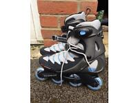 Size 8 adult Rollerblades