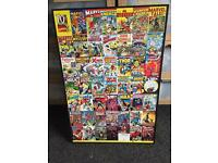 Marvel Hero pictures frame