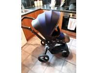 Jane pushrider pushchair pram buggie