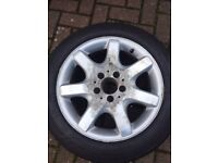 Alloy wheels to fit VW T25 campervan