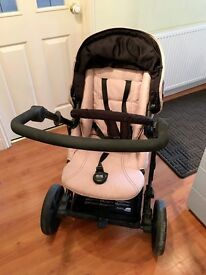 Britax B Smart 3 wheel Pushchair