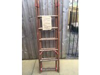 Wooden Ladders-5ft cloed=10ft open-Only £12